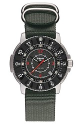 Traser Long Life Military Diver Tritium Watch