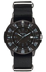 Traser P6508 Shadow Blackout Watch