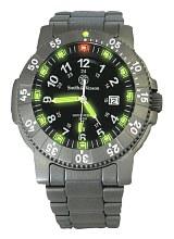 Smith & Wesson Tritium TITANIUM Executive Watch