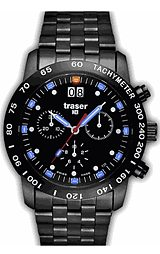 Traser Classic Big Date Chronograph